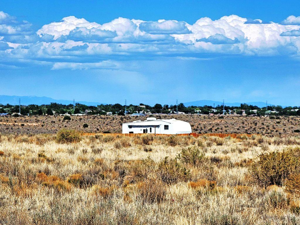Trailer in Rio Rancho Estates